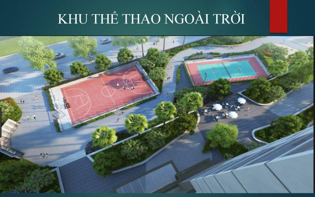 Tiện ích dự án Emerald Bay Hoành Bồ