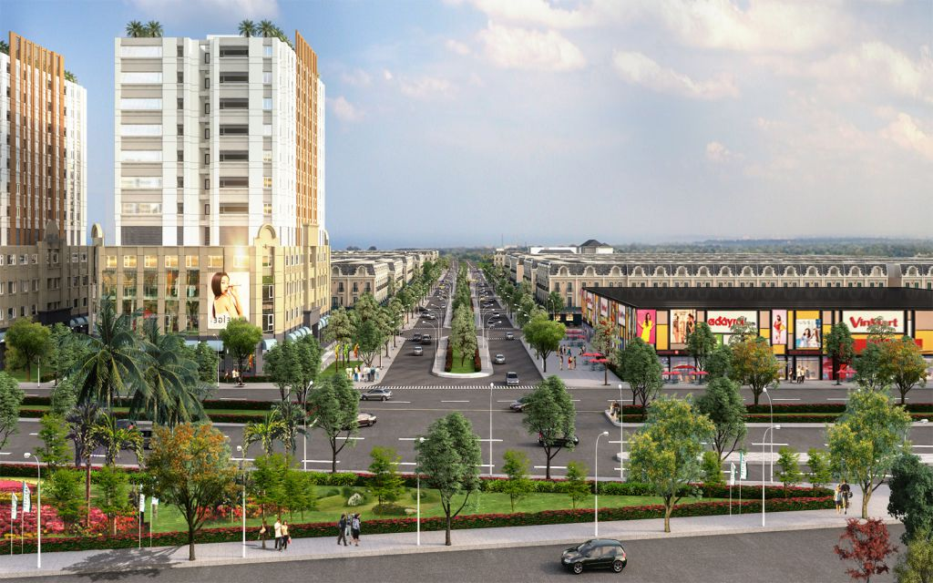 Dự án Ruby City Hạ Long