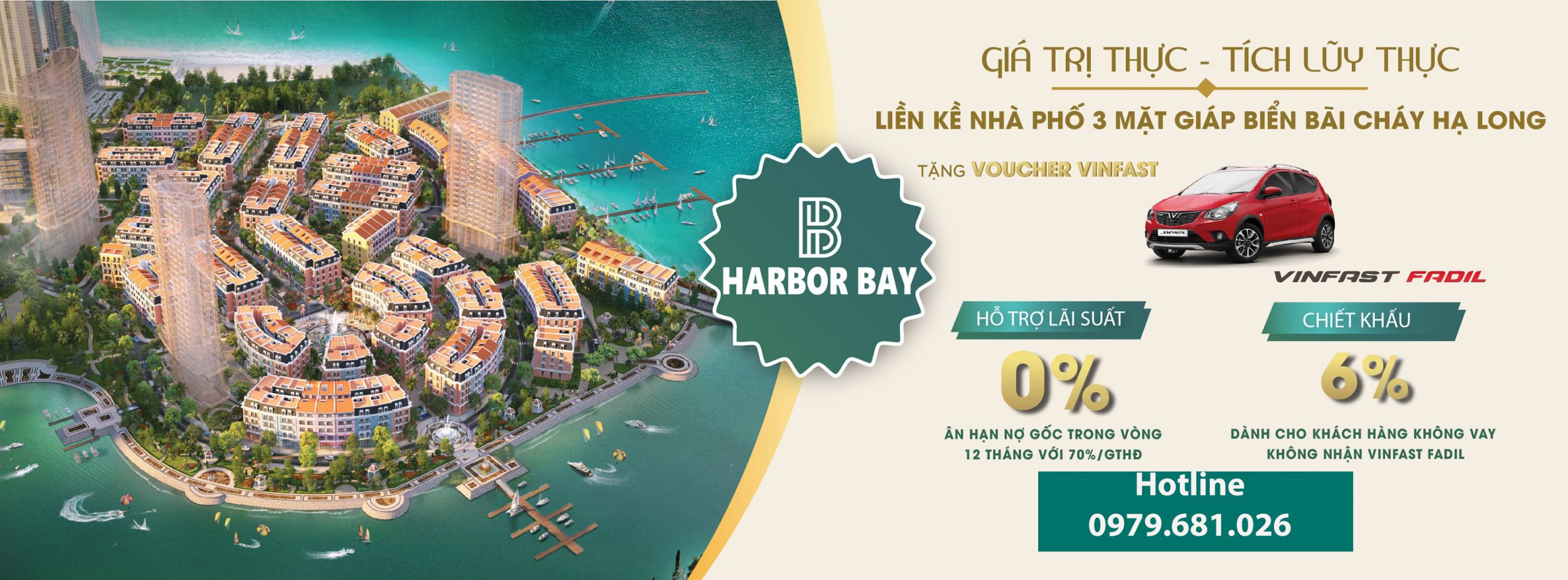 Dự án Harbor Bay Hạ Long