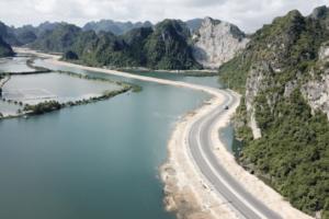 Giá đất tại Cẩm Phả ra sao khi đường bao biển hoàn thành?