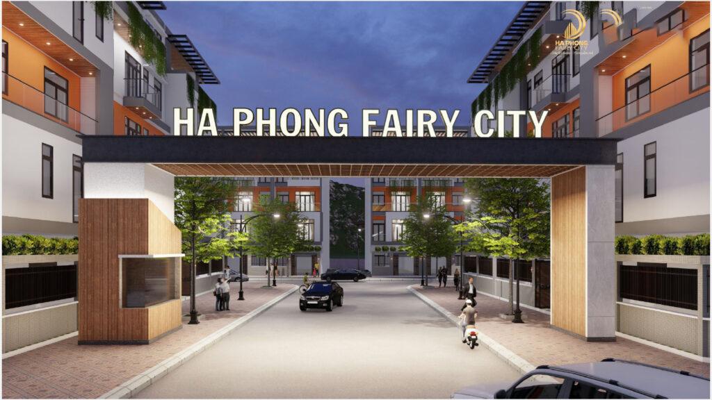 Fairy City Hà Phong – Quảng Ninh